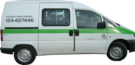 Transporte Y Traslado Accesible Especial Para